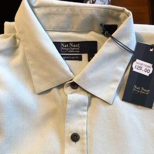 Men's Nat Nast Short Sleeve Shirt